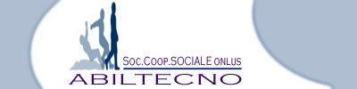 Logo Abiltecno società di cooperazione sociale onlus
